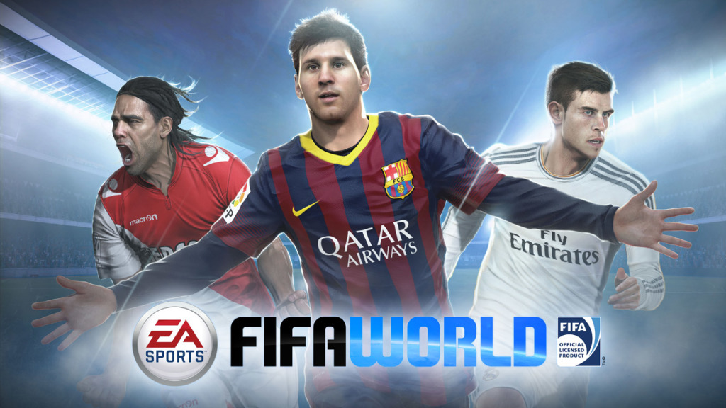FIFA_World_Version_8_title_screen